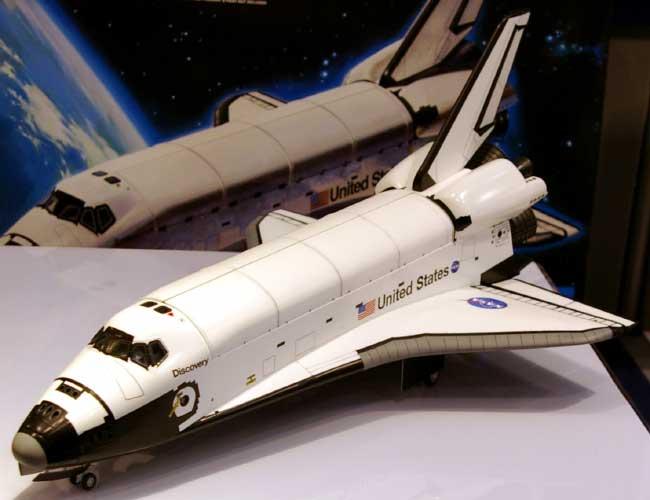 スペースシャトル オービタープラモデル(タミヤ1/100 スペースシャトルNo.60401)商品画像_3