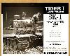 ティーガー 1型 戦車用履帯 (後期型) (可動式)