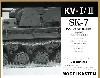 KV-1/2型戦車用履帯 (可動式)