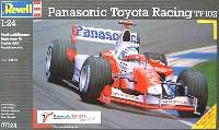 レベル1/24 F1モデルパナソニック トヨタ レーシング TF102