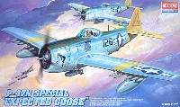 アカデミー 1/48 Scale Aircrafts P-47N サンダーボルト (EXPECTED GOOSE)