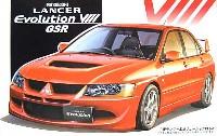 三菱 ランサーエボリューションVIII GSR