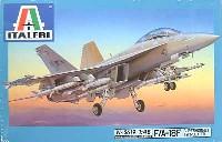 イタレリ1/48 飛行機シリーズF/A-18F スーパーホーネット 複座型