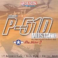 ドラゴン1/72 ウォーバーズシリーズ (レシプロ)P-51 ムスタング The Milie P エド・ミラー少佐機