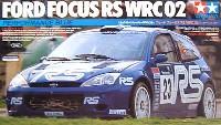 フォード フォーカス RS WRC 02 パフォーマンスブルー
