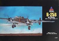 アキュレイト ミニチュア1/48 AircraftB-25B ミッチェル ドゥリットル