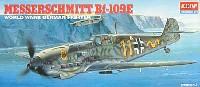 アカデミー1/72 Scale Aircraftsメッサーシュミット Bf-109E-3/4
