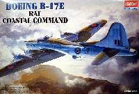 アカデミー1/72 Scale AircraftsB-17E フライングフォートレス RAF COASTAL COMMAND