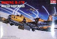 アカデミー1/72 Scale AircraftsB-17F フライングフォートレス