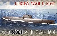 ドイツ海軍 潜水艦 Uボート タイプ 21
