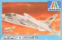 イタレリ1/72 航空機シリーズF-8E クルーセイダー