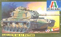イタレリ1/35 ミリタリーシリーズM60A1 パットン