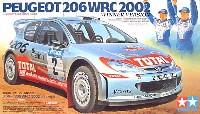 プジョー206WRC 2002 ウィナー仕様