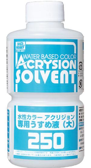 新水性カラー アクリジョン 専用うすめ液 (大)溶剤(GSIクレオス水性カラー アクリジョン うすめ液No.T-303)商品画像