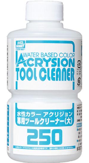 水性カラー アクリジョン 専用ツールクリーナー (大)塗料(GSIクレオス水性カラー アクリジョン ツールクリーナーNo.T-313)商品画像