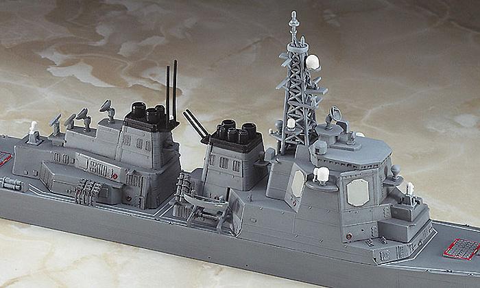 海上自衛隊 護衛艦 きりしまプラモデル(ハセガワ1/700 ウォーターラインシリーズNo.028)商品画像_2