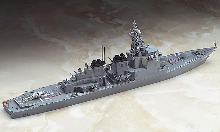 海上自衛隊 護衛艦 きりしまプラモデル(ハセガワ1/700 ウォーターラインシリーズNo.028)商品画像_3