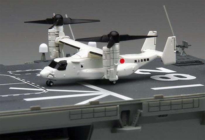 V-22 オスプレイセットプラモデル(フジミ1/350 艦船モデル用 グレードアップパーツNo.038)商品画像_3