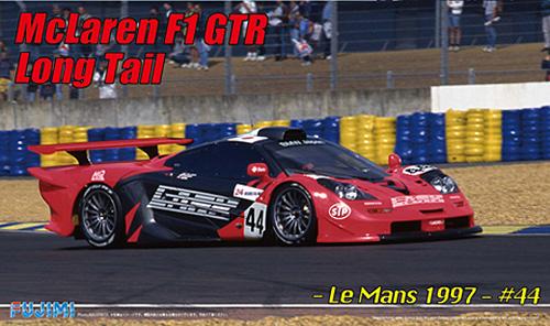 マクラーレン F1 GTR ロングテール ル・マン 1997 #44プラモデル(フジミ1/24 リアルスポーツカー シリーズNo.091)商品画像