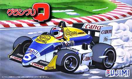 ウィリアムズ FW11Bプラモデル(フジミグランプリQNo.002)商品画像