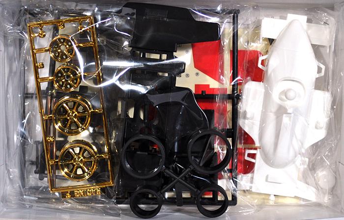 マクラーレン MP4/4プラモデル(フジミグランプリQNo.003)商品画像_1