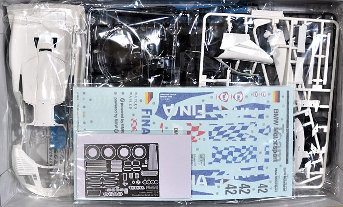 マクラーレン F1 GTR ロングテール ル・マン 1997 #42プラモデル(フジミ1/24 リアルスポーツカー シリーズNo.旧079)商品画像_1