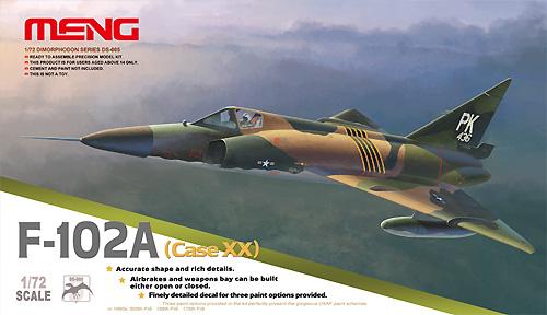 F-102A (ケースXX)プラモデル(MENG-MODELディモルフォドン シリーズNo.DS-005)商品画像