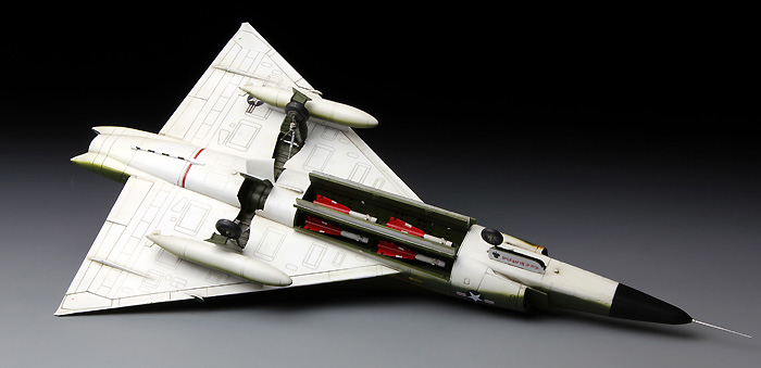 F-102A (ケースXX)プラモデル(MENG-MODELディモルフォドン シリーズNo.DS-005)商品画像_2