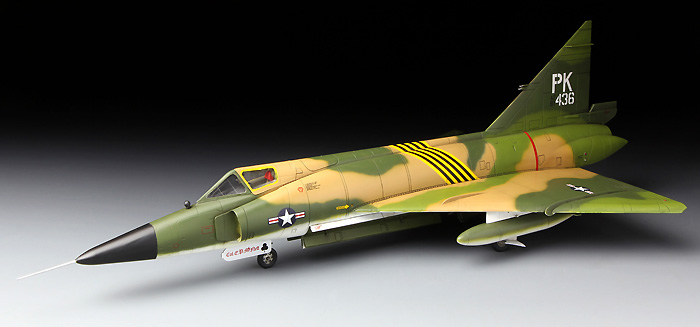 F-102A (ケースXX)プラモデル(MENG-MODELディモルフォドン シリーズNo.DS-005)商品画像_3