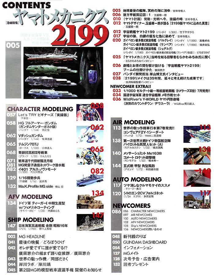 モデルグラフィックス 2014年3月号雑誌(大日本絵画月刊 モデルグラフィックスNo.352)商品画像_1