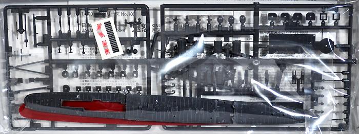 日本海軍 軽巡洋艦 鬼怒プラモデル(フジミ1/700 特シリーズNo.103)商品画像_1