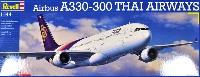 レベル1/144 旅客機エアバス A330-300 タイ航空