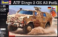 レベル1/35 ミリタリーATF ディンゴ 2 GE A2 PatSi