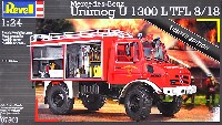 メルセデス ベンツ ウニモグ U1300L TLF 8/18 消防車