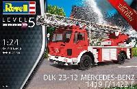 DLK 23-12 メルセデスベンツ 1419F/1422F 消防車