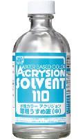 GSIクレオス水性カラー アクリジョン うすめ液新水性カラー アクリジョン 専用うすめ液 (中)