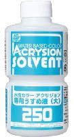 GSIクレオス水性カラー アクリジョン うすめ液新水性カラー アクリジョン 専用うすめ液 (大)