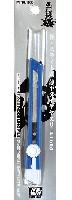 GSIクレオス研磨 切削 彫刻極・スライド式 薄平ダイヤヤスリ #1000