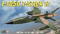 レベル1/48 飛行機モデルF-105D T-STICK 2