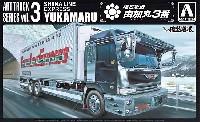 アオシマ1/32 アートトラック椎名急送 由加丸 3番