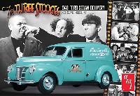 3ばか大将 1940 フォード セダン デリバリー