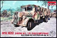 オペル ブリッツ トラック L701 戦時統制型キャブタイプ
