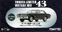 トミーテックトミカリミテッド ヴィンテージ ネオ 43ニッサン セドリック 2000 スーパーデラックス (1971年式) (黒)