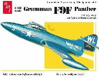 amtプラスチックモデルキットアメリカ海軍 海上戦闘機 グラマンF9F パンサー