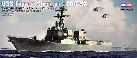 アメリカ海軍 駆逐艦 フォレスト・シャーマン DDG-98