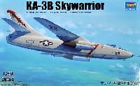 トランペッター1/48 エアクラフト プラモデルアメリカ海軍 KA-3B スカイウォーリアー