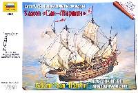ズベズダ1/350 艦船モデルスペイン艦隊 サン・マルタン