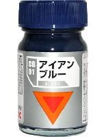 ガイアノーツダグラムカラーアイアンブルー (光沢)