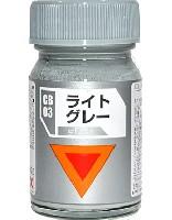 ガイアノーツダグラムカラーライトグレー (光沢)