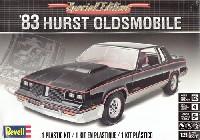 レベルカーモデル'83 ハースト オールズモビル